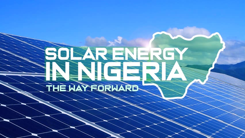 SOLAR ENERGY IN NIGERIA